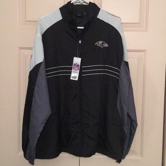 competitive price 61073 503db SI Reebok NFL Team Apparel Jacket NWT